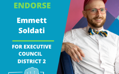 "Our Moment endorses Soldati, ""a leader that will step up and speak up for all of NH"""